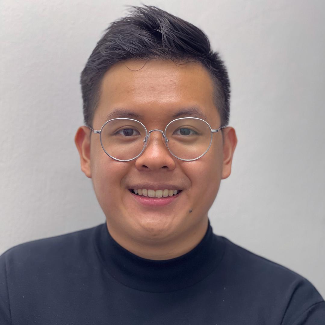 Marc Tan - Accounts Executive